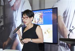 Trudi at Fine Food Australia 2017